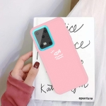 For Galaxy S11+ Little Fish Pattern Frosted TPU Protective Case(Pink)