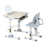 AU800(N) Multifunctional Lifting Plastic Children Study Table and Chair Set