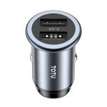 TOTUDESIGN DCCD-020 Speedy Series 3.4A Dual USB Car Charger