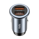 TOTUDESIGN DCCQ-005 Speedy Series QC4.0 Dual USB Car Charger