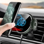TOTUDESIGN CACW-040 Interstellar Series Car Mobile Phone Wireless Charger Mount Holder