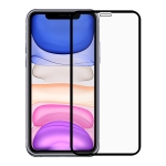 For iPhone 11 TOTUDESIGN 3D HD Fast Adhesive Tempered Glass Film
