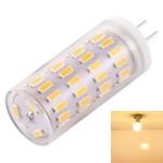 G14 63 LEDs 3528 SMD, Transparent Cover, AC:12V (Warm White)