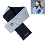 LICHEERS Intelligent Constant Temperature Warm Scarf (Grey)