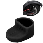 Electric Scooter Accessories Rear Fender Hook Silicone Cover for Xiaomi Mijia M365 (Black)