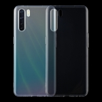 For OPPO A91 0.75mm Ultrathin Transparent TPU Soft Protective Case