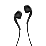MEIZU EP2C USB-C / Type-C Jack In-ear Wired Control Earphone(Black)
