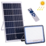400W SMD 2835 365 LEDs Solar Powered Timing LED Flood Light with Remote Control