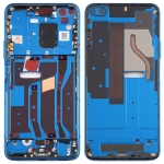 Original Middle Frame Bezel Plate for Huawei Honor V30 (Blue)