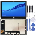 LCD Screen and Digitizer Full Assembly for Huawei MediaPad M5 Lite 10 BAH2-W19 BAH2-L09 (Black)