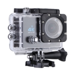 Q3H 2.0 inch Screen WiFi Sport Action Camera Camcorder with Waterproof Housing Case,  Allwinner V3, 170 Degrees Wide Angle(Black)