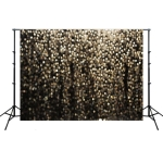 2.1m x 1.5m Light Spot Starlight Festival Party Birthday Party Photography Background Cloth