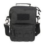 Outdoor Mountaineering Waterproof Shoulder Bag Shoulder Bag(Black)