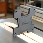 2 PCS / Set Wnew Tools Altimeter Electric Circular Saw Engraving Machine Flip Bit Measuring Height Tool