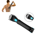 Foldable Long Handle Electric Shaver On Back
