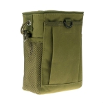 Debris Recycling Bag  Leisure Waterproof Sports Mountaineering Bag(Army Green)
