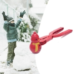 Snowball Fight Snow Clip Outdoor Toy Simulation Snowman Modeling Snowball Making, Random Color Delivery