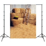 1.5m x 2.1m Straw Pile Wheat Field Scene Newborn Photo Photography Background Cloth