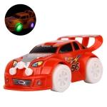 Children Amazing Music Universal Electric Luminous Toy Car Model, Random Color Delivery