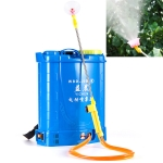 Lead-acid Battery 16L Handle Switch Agricultural Knapsack Electric Sprayer Disinfection and Anti-epidemic Fight Drugs