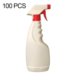 100 PCS 500ML Plastic Spray Bottle Disinfection Solution Watering Can