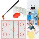 Novelty Toilet Toy Hockey Adult Children Decompression Hockey Sports Suit