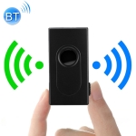 BT500 2 in 1 Bluetooth Audio Transmitter Receiver Adapter Portable Audio Player(Black)