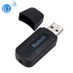M1 Bluetooth Audio Transmitter Receiver Adapter Portable Audio Player(Black)