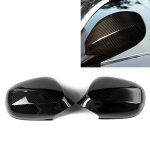 2 PCS Car Carbon Fiber Rearview Mirror Shells for 2007-2012 BMW E90 M3 Sedan / E92 M3 Coupe / E93 M3 Cabrio, Left and Right Drive Universal