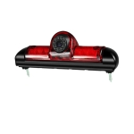 PZ460 Car Waterproof HD High Position Brake Light View Camera for Fiat / Citroen / Peugeot