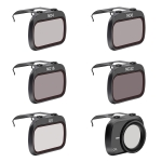 STARTRC 6 PCS ND4 / ND8 / ND16 / ND32 / MCUV / CP Drone Lens Filter for DJI MAVIC MINI