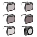 STARTRC 6 PCS Drone Lens Filter ND4 / ND8 / ND16 / ND32 / MCUV / CP for DJI MAVIC MINI