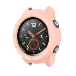 For Huawei Watch 2 PC Protective Case(Pink)