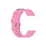 For Huawei B5 Nylon Strap(Pink)