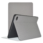 For TECLAST T30 TECLAST Business Style Horizontal Flip PU Leather Protective Case with Holder(Grey)