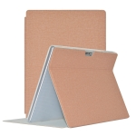 For TECLAST M30 TECLAST Business Style Horizontal Flip PU Leather Protective Case with Holder(Khaki)