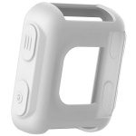 For Garmin Forerunner 35 Silicone Protective Case(White)