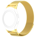 For Galaxy Gear S2 & R720 Milanese Strap(Golden)