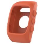 For POLAR M430 Silicone Watch Case(Orange)