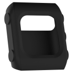 For POLAR V800 Silicone Watch Case(Black)