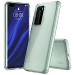 For Huawei P40 Pro Scratchproof TPU + Acrylic Protective Case(Grey)