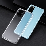 For Galaxy S20 ROCK Pure Series Slim TPU + HD PC Protective Case(Transparent)