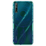 For Huawei Enjoy 10S Painted TPU Protective Case(Dreamcatcher)