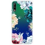 For Huawei Enjoy 10 Lucency Painted TPU Protective Case(Witchford)