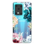 For Galaxy S20 Ultra Lucency Painted TPU Protective Case(Witchford)