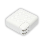 For Macbook Pro / Retina 13 inch Power Adapter Protective Cover(White)