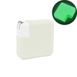 For Macbook Retina 12 inch Power Adapter Protective Cover(Luminous Color)
