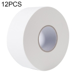 12 Rolls Four-layer Thick Sanitary Paper Hotel Toilet Paper