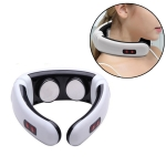 Household Electric Pulse Shock Neck Massager Intelligent Body Massager, Plug-in