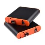OPT882 HDMI Extender (Receiver & Sender) Fiber Optic Extender , Transmission Distance: 20KM (AU Plug)